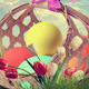 Easter Egg Hunt Poster Print Template - GraphicRiver Item for Sale