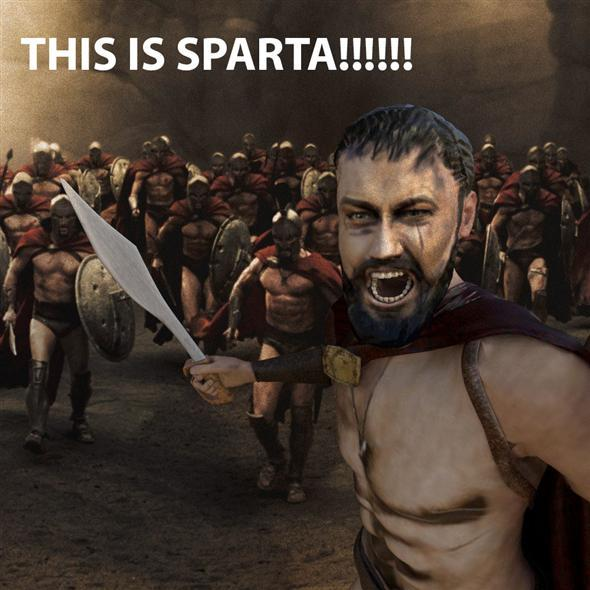 This is Sparta - 3DOcean Item for Sale