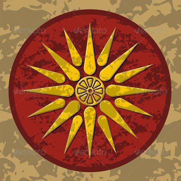 Macedonia symbol - Miscellaneous Vectors