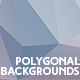 10 Polygon Abstract Backgrounds - GraphicRiver Item for Sale