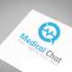 Medical Chat Logo Template - GraphicRiver Item for Sale