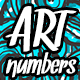 Art Numbers - GraphicRiver Item for Sale