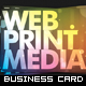 Design Studio Business Card V2 - GraphicRiver Item for Sale