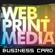 Design Studio Business Card V2 - GraphicRiver Item for Sale