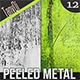 Peeled Metal Textures | Backgrounds