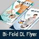 Multipurpose Bi-fold DL Flyer - GraphicRiver Item for Sale