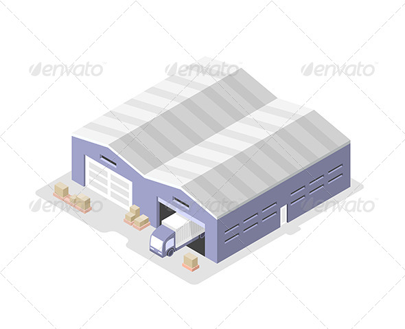 Distribution Center - Business Conceptual