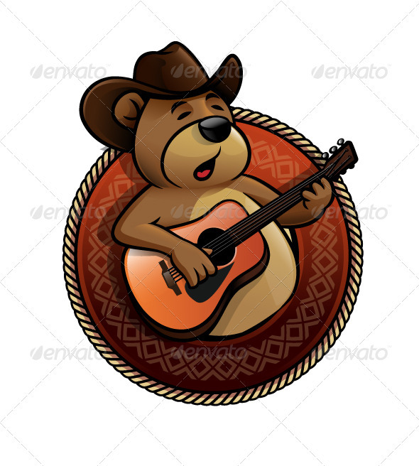 Country bear - Animals Characters