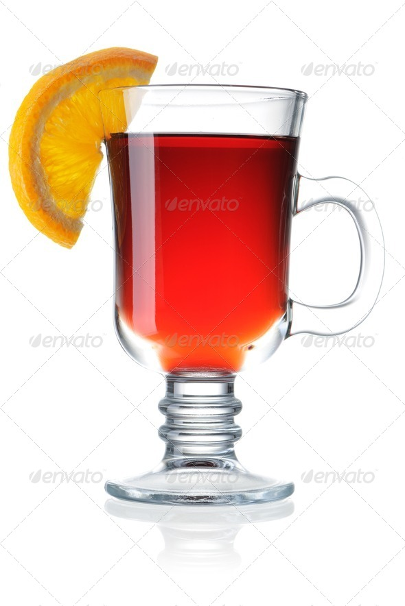Mulled wine - Stock Photo - Images