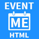 EventMe - Responsive Event Landing Page Nulled
