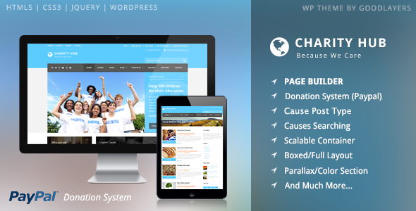 Top 30+ Charity WordPress Themes in [sigma_current_year] 16