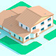 Isometric House Assembly - VideoHive Item for Sale