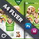 Pet Shop Flyer Templates - GraphicRiver Item for Sale