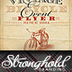 Vintage Bicycle Event Flyer Template - GraphicRiver Item for Sale