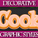 Set of Bright Colorful Graphic Styles for Design - GraphicRiver Item for Sale