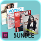 Bundle InDesign Magazine - GraphicRiver Item for Sale