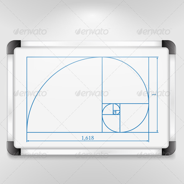 golden ratio by human graphicriver