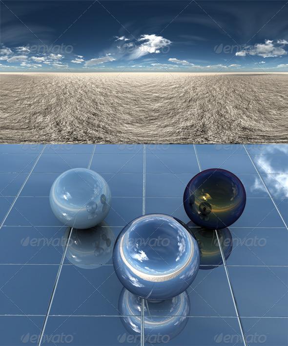 Desert 112 - 3DOcean Item for Sale