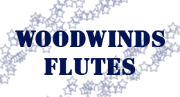 WOODWINDS,FLUTES