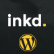 Inkd. Tattoo Studio One-Page Wordpress Theme Nulled