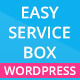 Easy Service Box Shortcode