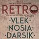 Retro Night V17 - GraphicRiver Item for Sale