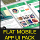 Brandy Mobile UI Pack - GraphicRiver Item for Sale