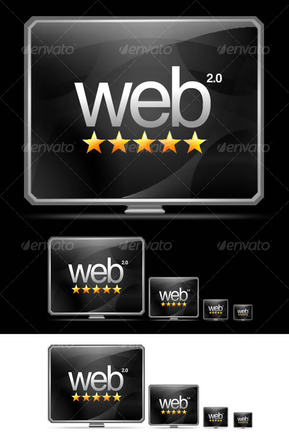 Screen Icon Pro - Web Icons