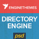 DirectoryEngine - Place Directory PSD Template Nulled