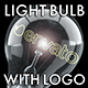 Bright Idea Light Bulb Logo - VideoHive Item for Sale