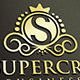 Super Crest Logo - GraphicRiver Item for Sale