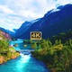 Town In Nordic 4K - VideoHive Item for Sale