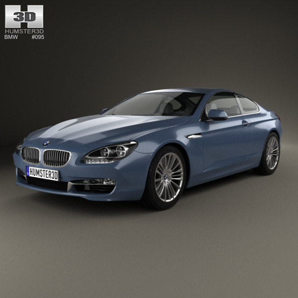 BMW 6 Series (F13) Coupe 2012