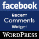 Facebook Recent Comments Widget for Wordpress - CodeCanyon Item for Sale
