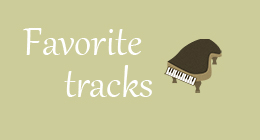Favorite tracks