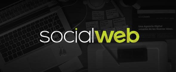 Homepage socialweb