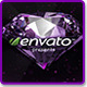 Diamond 3D Intro - VideoHive Item for Sale