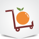 Fruit Market Logo - GraphicRiver Item for Sale