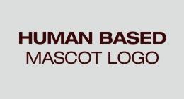 Human based - Mascot Logo