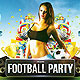Football Party  - GraphicRiver Item for Sale
