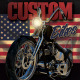 Custom Bikes Event Flyer Template - GraphicRiver Item for Sale