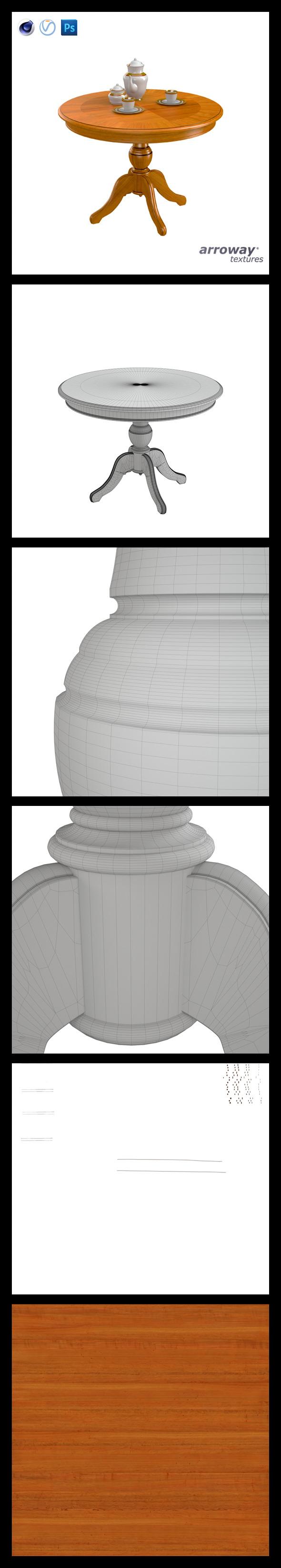 Triant Harmony 533 Hi-Poly - 3DOcean Item for Sale