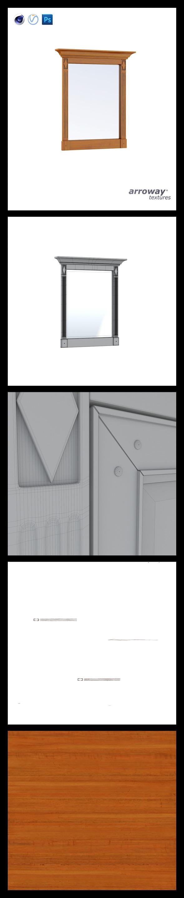 Triant Harmony 730 Hi-Poly - 3DOcean Item for Sale