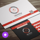 Creative Business Card 001 - GraphicRiver Item for Sale