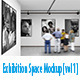 Exhibition Space Mockup [vol1] - GraphicRiver Item for Sale