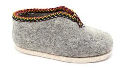 Austrian felt slippers