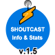 Shoutcast Info & Stats (v1.5) - CodeCanyon Item for Sale