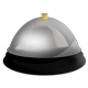 Glossy Service Bell - GraphicRiver Item for Sale