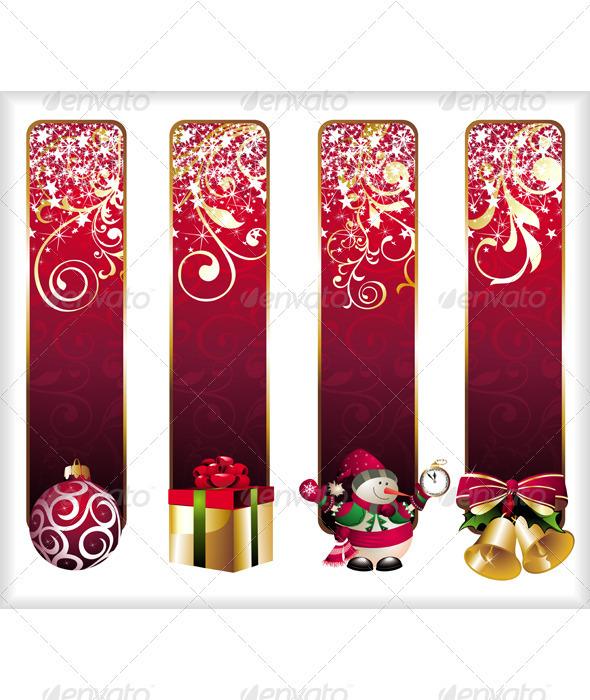 Christmas Banners 2 - Christmas Seasons/Holidays