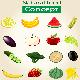 Natural Vegetable Set
